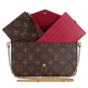 NEW 2019 Louis Vuitton Pochette Felicie Crossbody